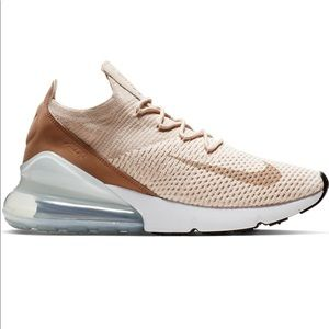 Wmns Air Max 27 Flyknit Guava Ice Size